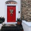 tag Winter Sketch Bear Coir Mat Renewable Coconut Fiber Doormat Christmas Xmas Holiday - image 3 of 4