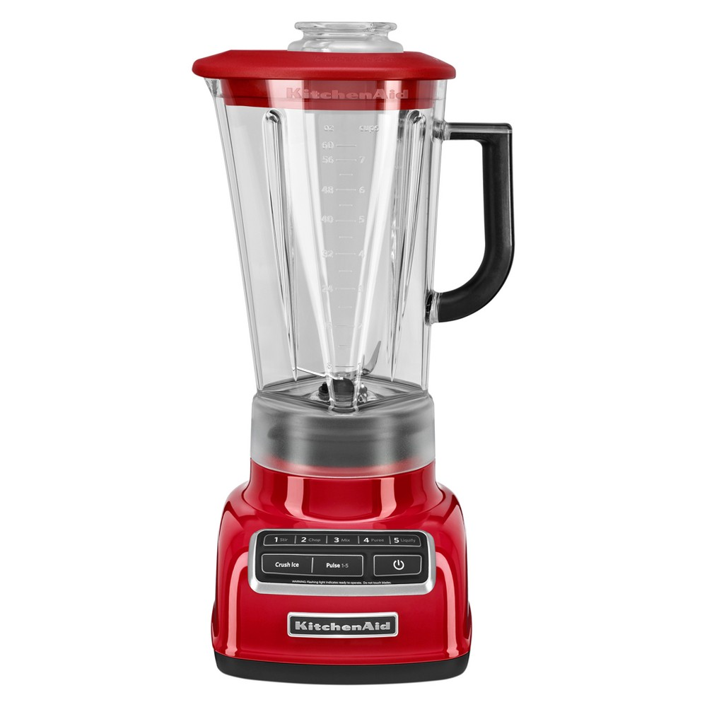 KitchenAid Refurbished 670W Diamond Blender Red – RKSB1570ER, Empire Red 53219962