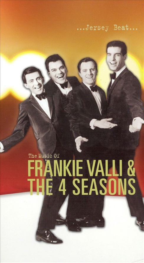 Frankie & The Valli - Jersey Beat:Music Of Franki Vall & Th (CD) - image 1 of 1