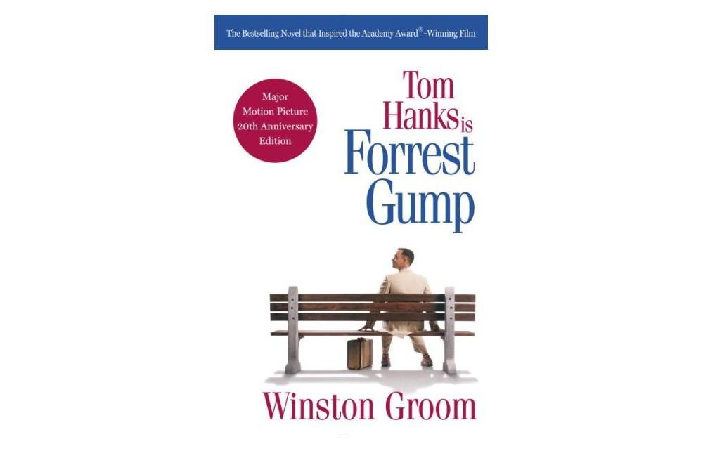 Baker Forrest Gump (Anniversary) (Paperback) (Winston Groom)