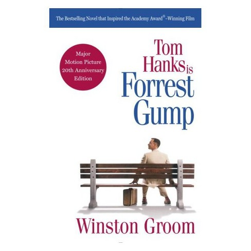 Forrest Gump (Anniversary) (Paperback) (Winston Groom) - image 1 of 1