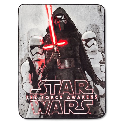 Star Wars The Force Awakens Battlefront Throw - image 1 of 1