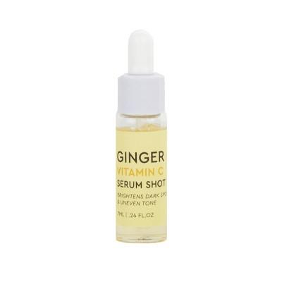 Sweet Chef Ginger + Vitamin C Serum Shot Mini - 0.24 fl oz