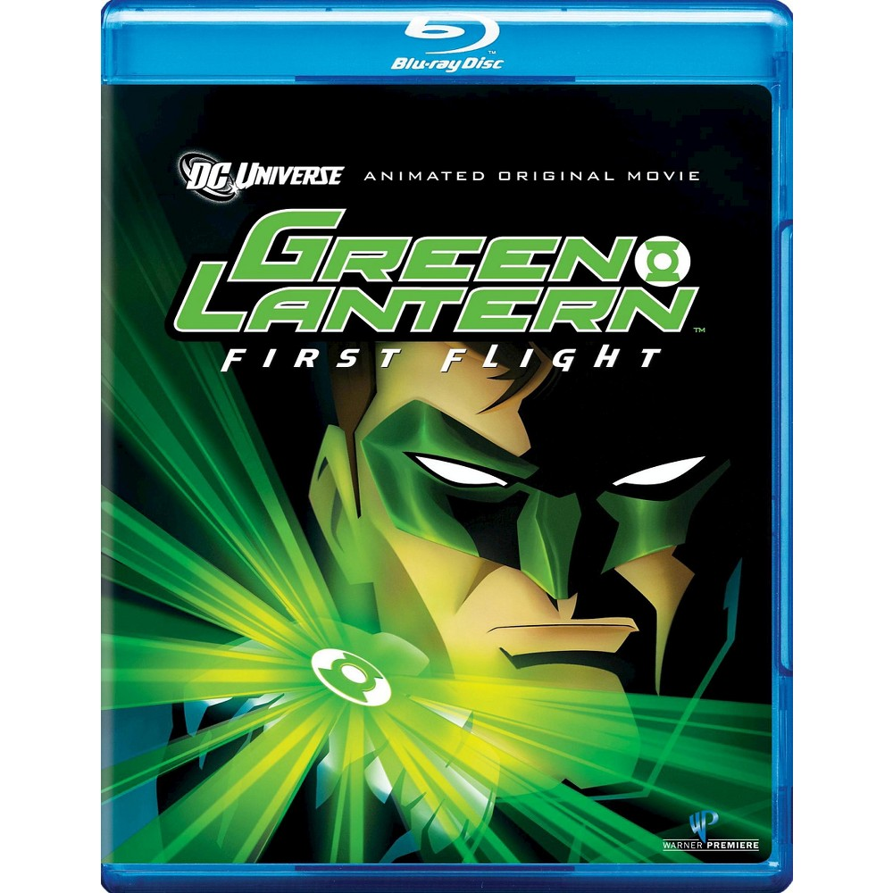 Green Lantern: First Flight (Blu-ray)