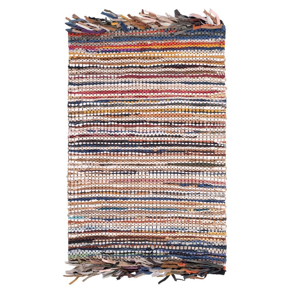 Stripe Woven Area Rug 5'X8' - Safavieh, Multi-Colored