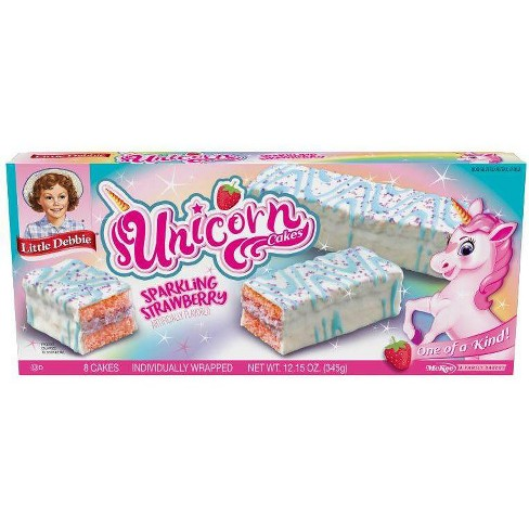 Little Debbie Unicorn Cakes -12.15oz - image 1 of 1