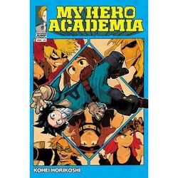 My Hero Academia, Vol  13 - By Kohei Horikoshi (Paperback) : Target