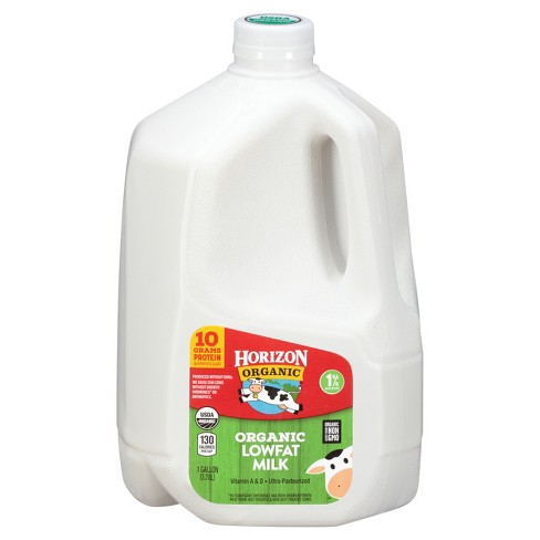 Horizon Organic 1% Milk - 1gal - image 1 of 1