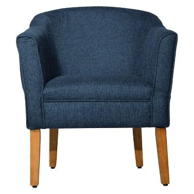 Tub Chair Navy - HomePop