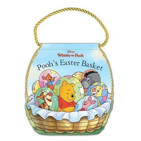 Pooh's Easter Basket (Winnie the Pooh Series) by Catherine Hapka  (Board Book) - image 1 of 1