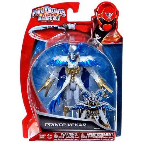 Power Rangers Super Megaforce Prince Vekar Action Figure - image 1 of 1