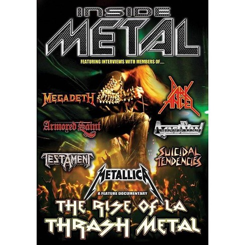 Inside Metal: The Rise of L.A. Thrash Metal (DVD) - image 1 of 1