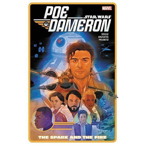 Star Wars: Poe Dameron Vol. 5 - (Star Wars: Poe Dameron (2016)) (Paperback) - image 1 of 1