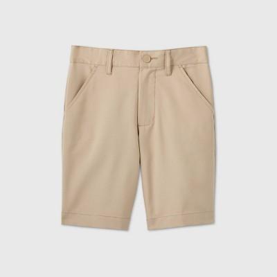 Boys' Quick Dry Uniform Shorts - Cat & Jack™ Khaki