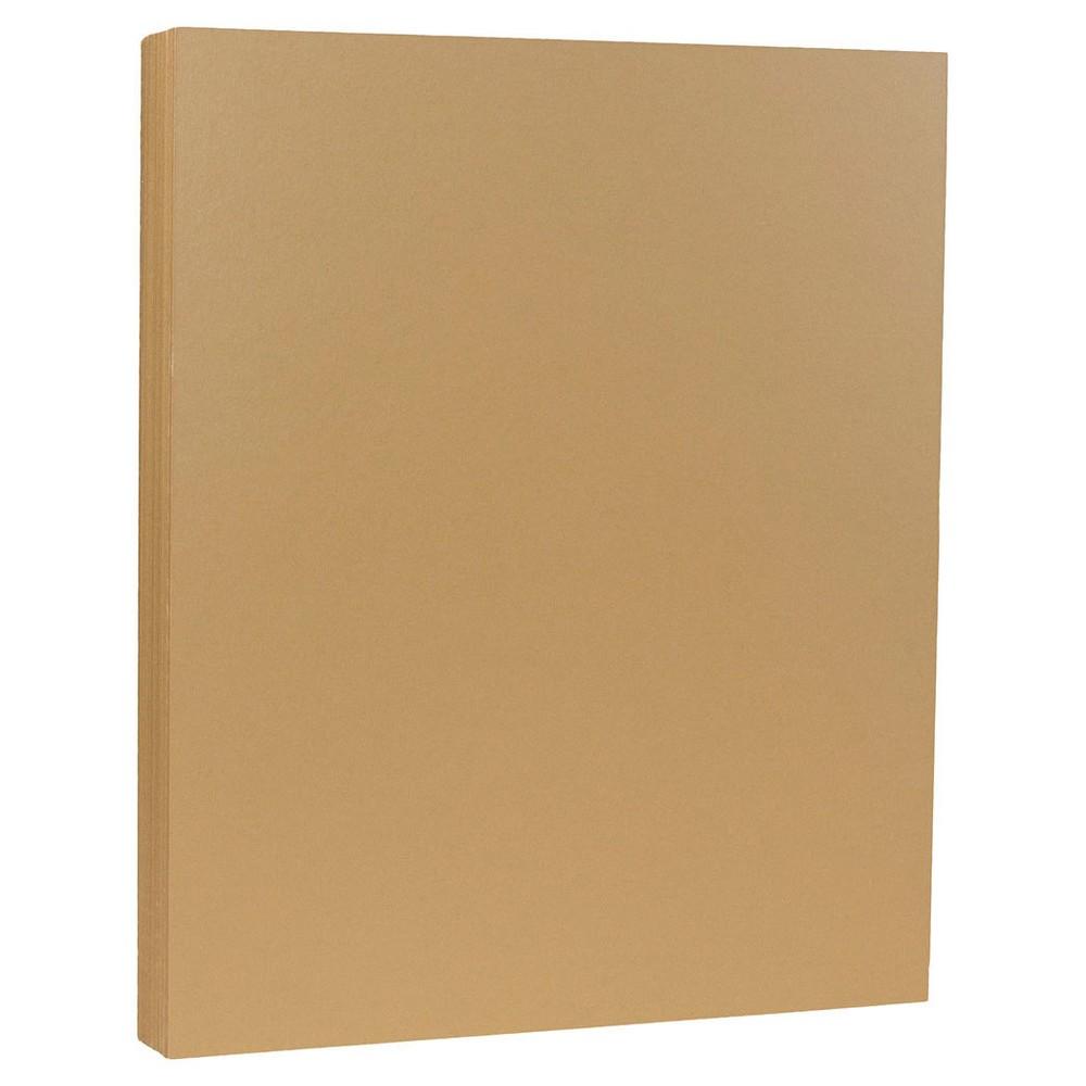 Jam Paper, Basis 80lb Cardstock, 8.5