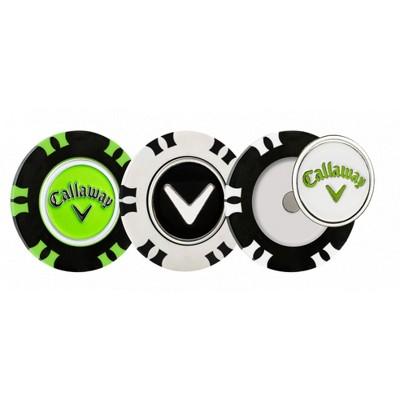 Callaway Dual-Mark Poker Chip - 3 Pack