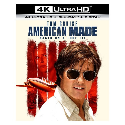 American Made (4K/UHD) - image 1 of 1