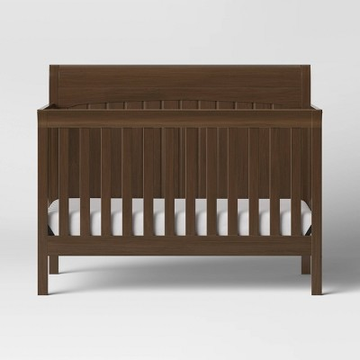 Baby Relax Standard Full-sized Crib Timber