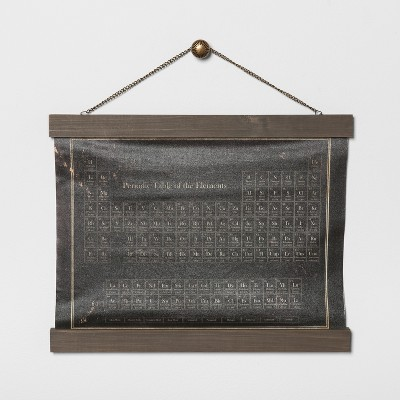 Periodic Table Wall Art - Hearth & Hand™ with Magnolia