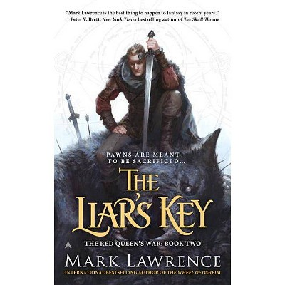 The Liar's Key - (Red Queen's War) by  Mark Lawrence (Paperback)