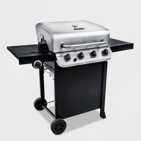 Char Broil Performance 475  Btu Gas Grill With Side Burner