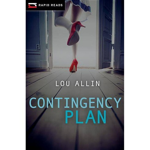 Contingency Plan - (Rapid Reads) by  Lou Allin (Paperback) - image 1 of 1