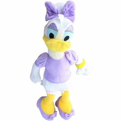 Just Play Disney Mickey Mouse & Friends 15.5 Inch Plush | Daisy Duck