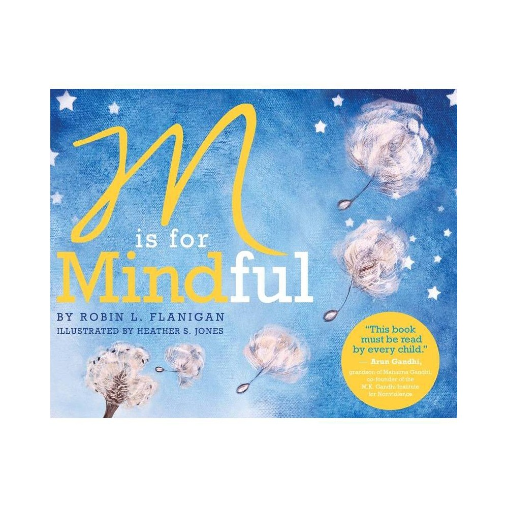 M Is For Mindful By Robin L Flanigan Hardcover