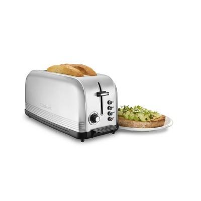 Cuisinart Long Slot Stainless Steel Toaster - CPT-2500