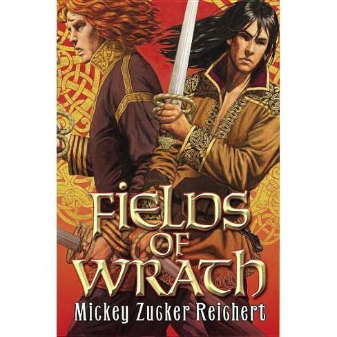 Fields of Wrath - (Renshai Saga) by  Mickey Zucker Reichert (Paperback) - image 1 of 1