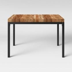 Hernwood Dining Table Brown - Threshold™