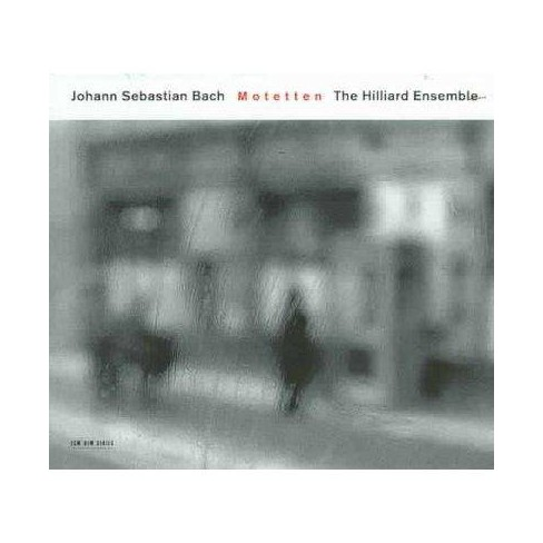 Hilliard Ensemble - Bach: Motetten (CD) - image 1 of 1