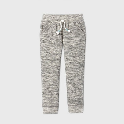 Toddler Girls' Fleece Jogger Pants - Cat & Jack™