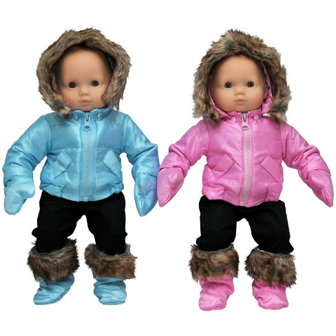 45ff9606c64 The Queen s Treasures® 15 Inch Baby Doll Clothes