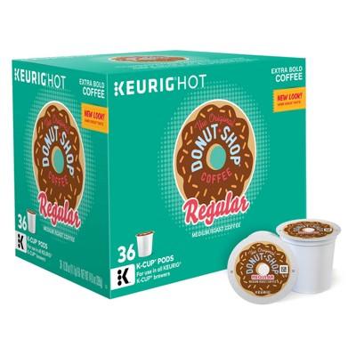 The Original Donut Shop Regular Medium Roast Coffee - Keurig K-Cup Pods - 36ct