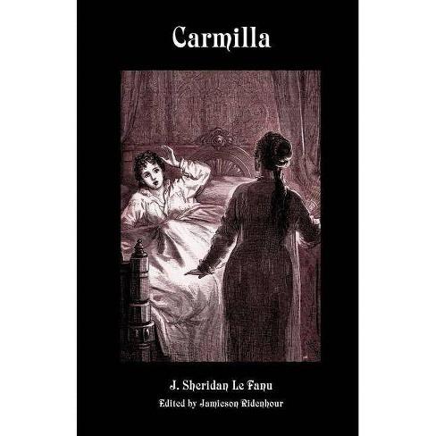 Carmilla - (Valancourt Classics) by  Joseph Sheridan Le Fanu & J Sheridan Le Fanu (Paperback) - image 1 of 1