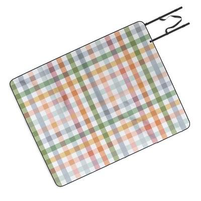 Ninola Design Countryside Gingham Picnic Picnic Blanket - Deny Designs