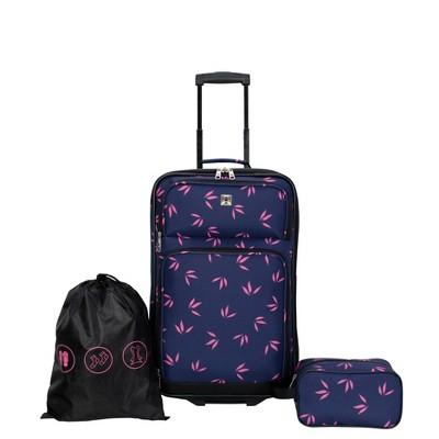 Skyline 3pc Luggage Set - Floral
