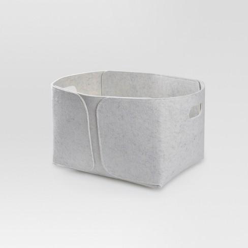 Felt Basket Large - Cream - Project 62™ - image 1 of 1