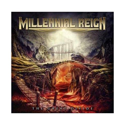 Millennial Reign - Great Divide (CD) - image 1 of 1