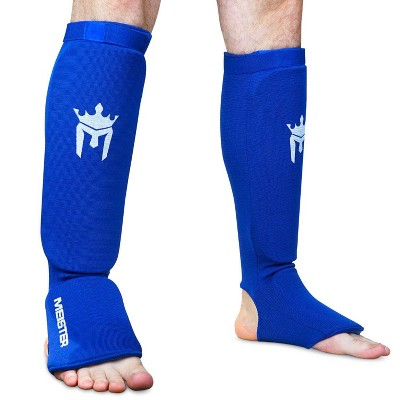 Meister Elastic Cloth Shin and Instep Guard
