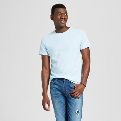c6bdbd3d5d Men's Standard Fit Short Sleeve Sensory Friendly Crew T-Shirt - Goodfellow  & Co™ : Target