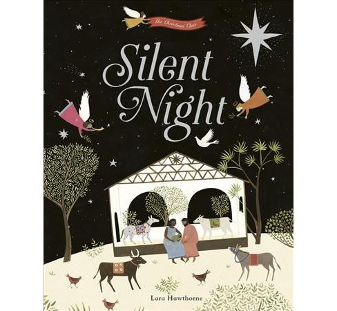 Silent Night -  by Lara Hawthorne (School And Library) - image 1 of 1
