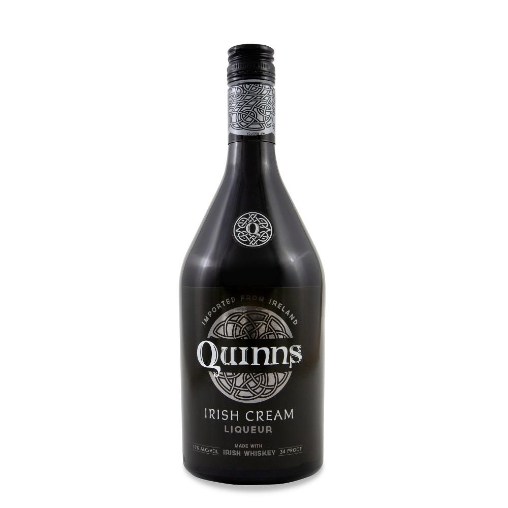 Image of Quinn's Irish Cream - 750ml Bottle