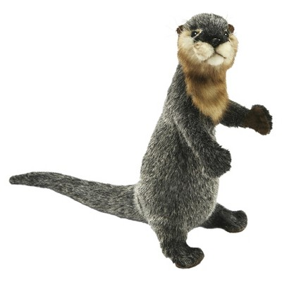 Hansa Otter Plush Toy
