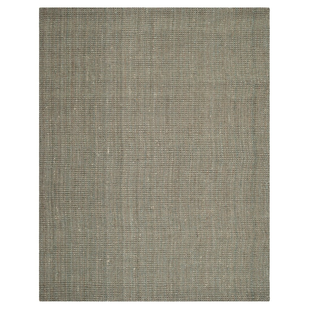 Gray Solid Loomed Area Rug 11'x15' - Safavieh