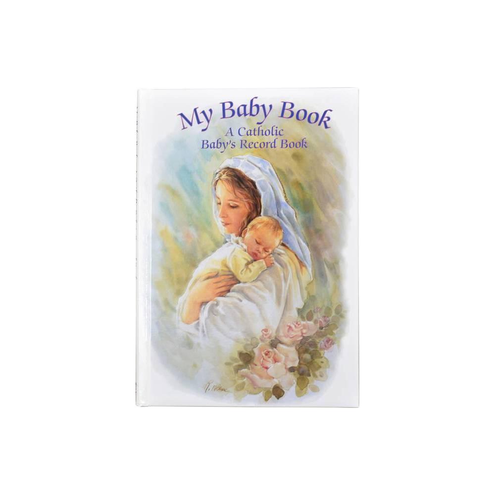 My Baby Book By Rafaello Blanc Hardcover