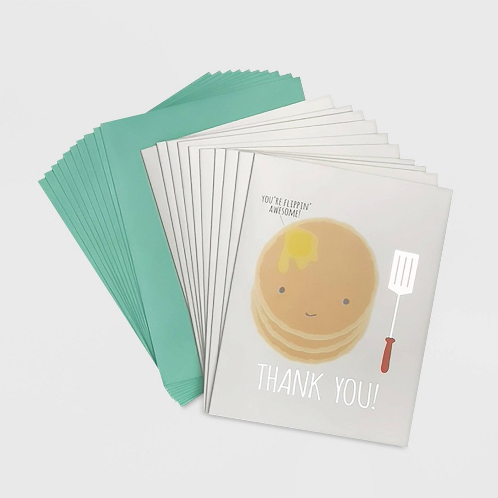Image of 10ct Flippin Thanks Boxed Card Set