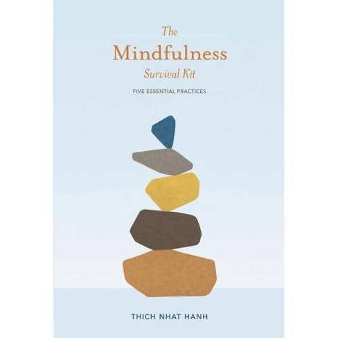 The Mindfulness Survival Kit - by  Thich Nhat Hanh (Paperback) - image 1 of 1