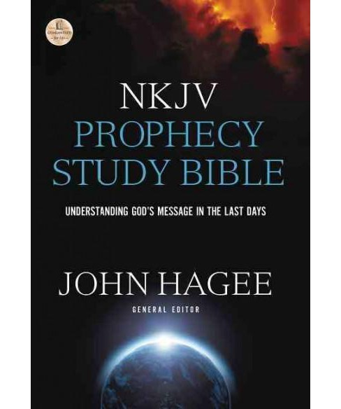 NKJV Prophecy Study Bible : New King James Version, Understanding God's Message in the Last Days - image 1 of 1